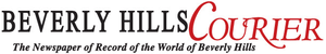 The Beverly Hills Courier - Image: Beverly Hills Courier logo