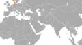Bhutan Denmark Locator.png