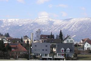 Canton of Solothurn - Biberist