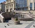 Bielsko-Biała, pl. Chrobrego, fontanna.jpg