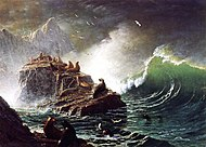 Bierstadt Albert Seals on the Rocks Farallon Islands.jpg