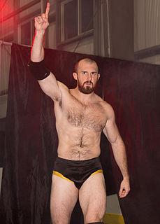Oney Lorcan American professional wrestler
