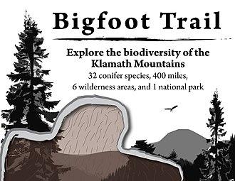 Bigfoot Trail - Bigfoot Trail Logo
