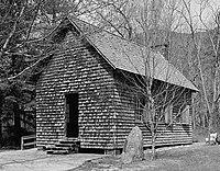 Biltmore Forestry School, Schoolhouse, Brevard vicinity (Transylvania County, North Carolina).jpg