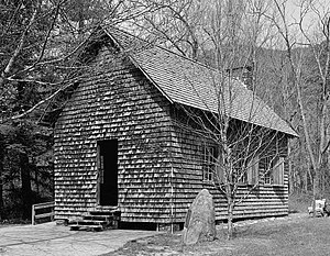 Transylvania County, North Carolina - The Biltmore School of Forestry, founded in 1898, was the nation's first forestry school.