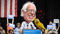 Birdie Sanders - The Canary in the Coalmine of Democracy (25765578730).jpg