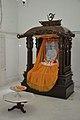 Birthplace Of Swami Vivekananda - First Floor - Swami Vivekanandas Ancestral House - Kolkata 2011-10-22 6107.JPG
