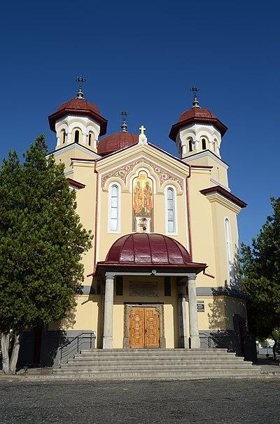 Saints Peter and Paul Church, Târgu Jiu