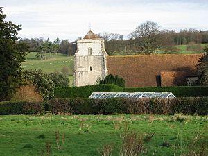 Bishopsbourne - Image: Bishopsbourne church