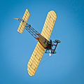 Bleriot XI on air @ Ljungbyhed 03.jpg