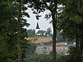 Blik på Havnbjerg Kirke.JPG