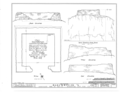 Block Houses (Nos. 1 and 2), Central (110th Street) and Morningside Parks (123rd Street), New York, New York County, NY HABS NY,31-NEYO,33- (sheet 2 of 2).png