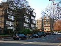 Blocks of Flats, Haverstock Hill, NW3 - geograph.org.uk - 626068.jpg