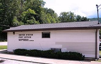 Bloomingrose, West Virginia - Post Office at Bloomingrose, West Virginia
