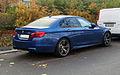 Blue BMW M5 (F10) rr.jpg