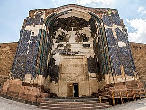 Blue Mosque, Tabriz - Blue Mosque, Tabriz