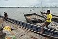 Boatmen Life - River Matla - Godkhali - South 24 Parganas 2016-07-10 4851.JPG
