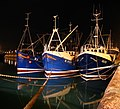 Boats at night (7) - geograph.org.uk - 637899.jpg