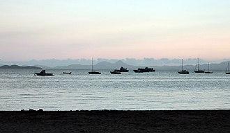 Mar Menor - Boats, Mar Menor.