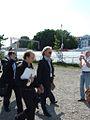 Bob Geldof arriving (536503735).jpg