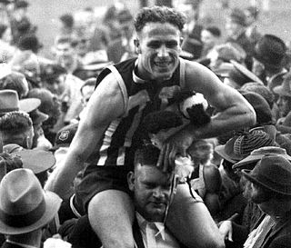 Australian rules footballer and coach