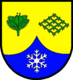 Coat of arms of Böxlund Bøgslund