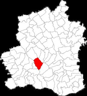 Bogdana, Teleorman Commune in Teleorman, Romania