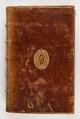 Bokband av kalvskinn, 1623 - Skoklosters slott - 93495.tif