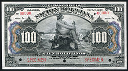 Billete De 1911