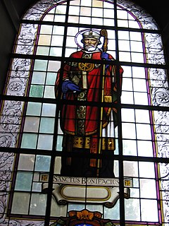 Boniface of Brussels Roman Catholic bishop