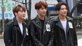 BooSeokSoon going to a Music Bank recording in March 2018 02.png