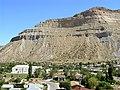 Book Cliffs above Helper, Utah.jpg