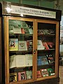 Book Exhibition on 110 anniversary of Stepan Bandera at Korolenko Kharkiv State Scientific Library 2019.jpg