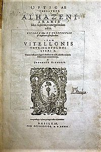 Book of Optics cover