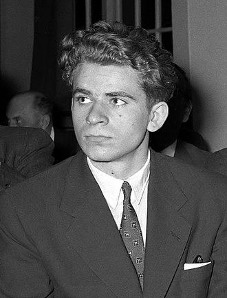 Boris Spassky - Spassky in 1956