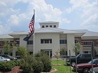Bossier Parish Community College Administration Building IMG 0382.JPG