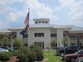 Bossier Parish Community College - BPCC Administration Building