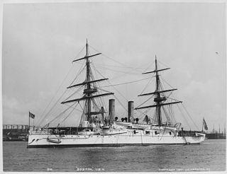 USS <i>Boston</i> (1884)