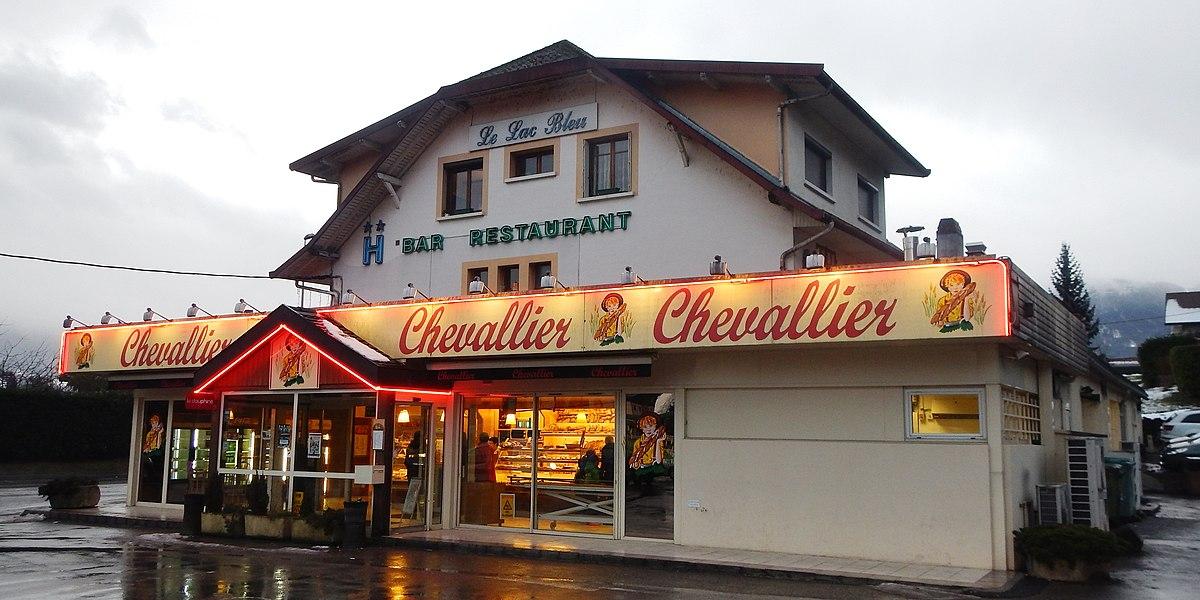 Boulangerie Chevallier