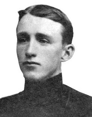 Bouse Hutton - Bouse Hutton, pictured early in his career