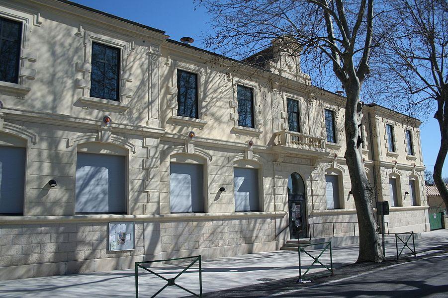Bouzigues (Hérault) - écoles.