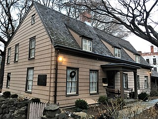 John Bowne House United States historic place