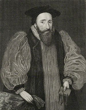 John Bridgeman (bishop) - Image: Bp John Bridgeman