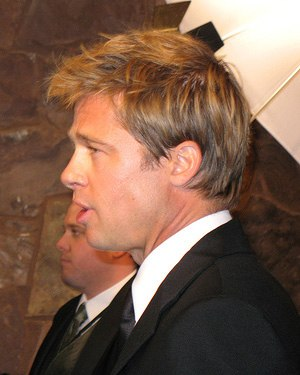 Brad Pitt - Pitt at the 2007 Palm Springs International Film Festival