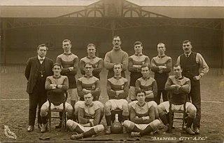 History of Bradford City A.F.C. History of an English football club