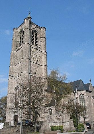 Braine-le-Comte - St. Gaugericus' Church