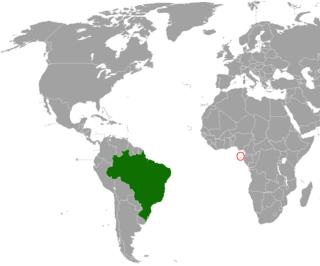 Brazil–São Tomé and Príncipe relations
