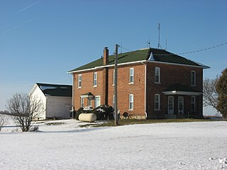 Breechbill-Davidson House United States historic place