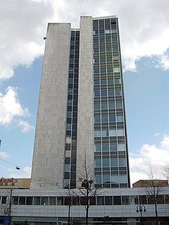Siemens hochhaus bremen wikipedia for Siemens platz