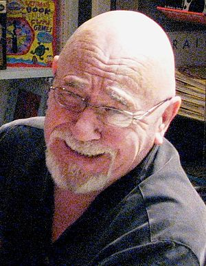 Brian Jacques - Jacques in November 2007